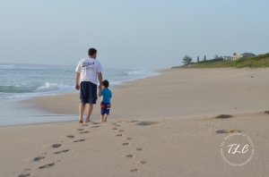 Daddy-&-Preston-2012-footprints